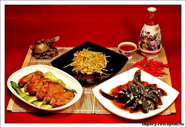 Пекинские блюда