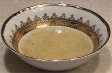 соус с растительным маслом