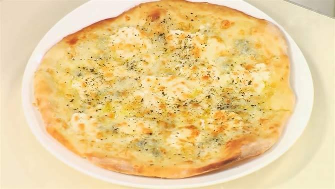 гтовая пицца