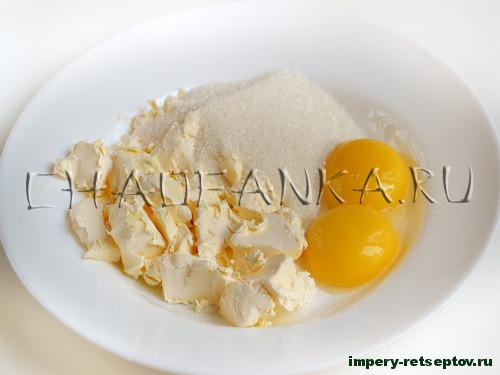 Шарлотка с персиками / рецепт очень простого и вкусного пирога с персиками [Patee. Рецепты]