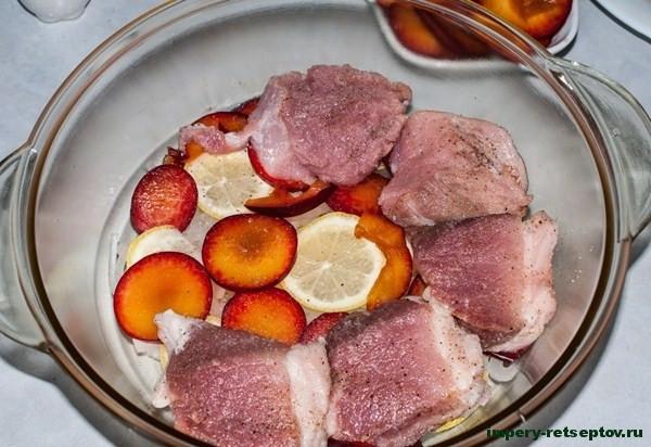 Домашний маринад для свинины
