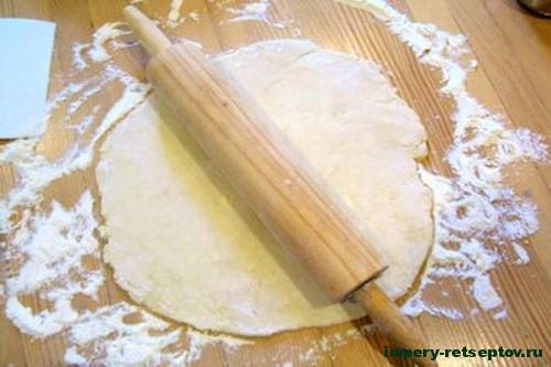 Правильное тесто для вареников