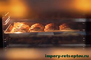 булочки в духовке