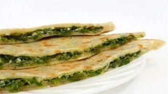 Пирожки с зеленью