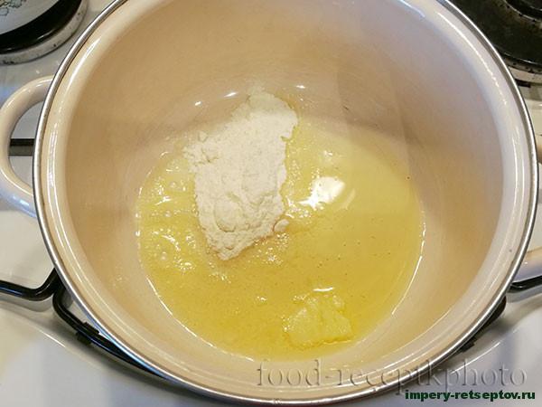 Суп-пюре из щавеля