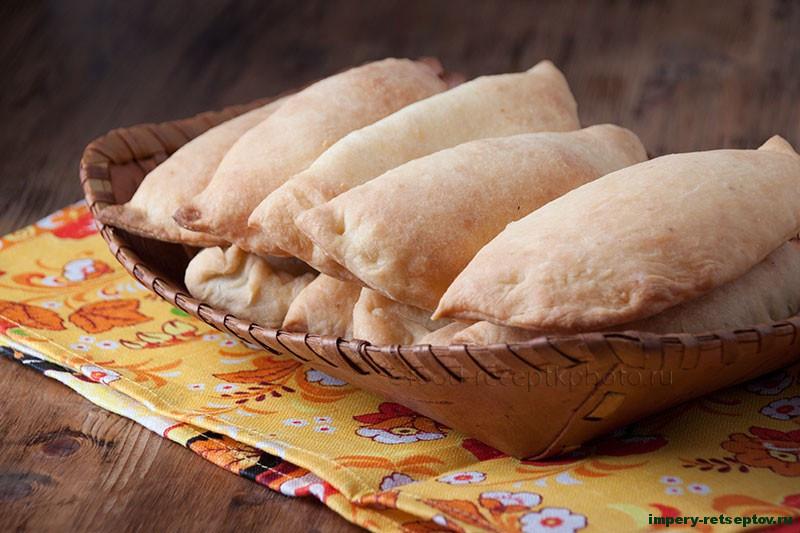 Каргопольские тонкие пироги