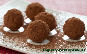 готовые овсяные шоколадные шарики
