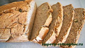 готовый хлеб из гречки