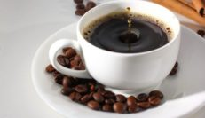 кофе в чашке