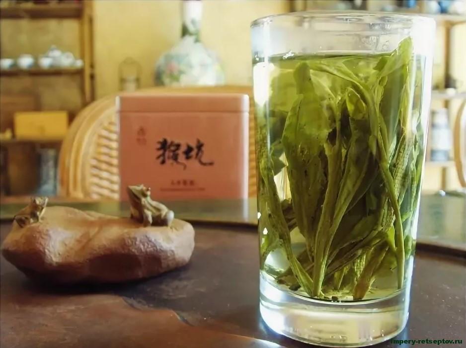 Китайский чай Тайпин Хоукуй