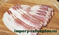 нарезать свиную ветчину