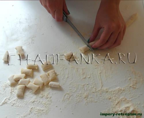 Ньоки – настоящий итальянский рецепт