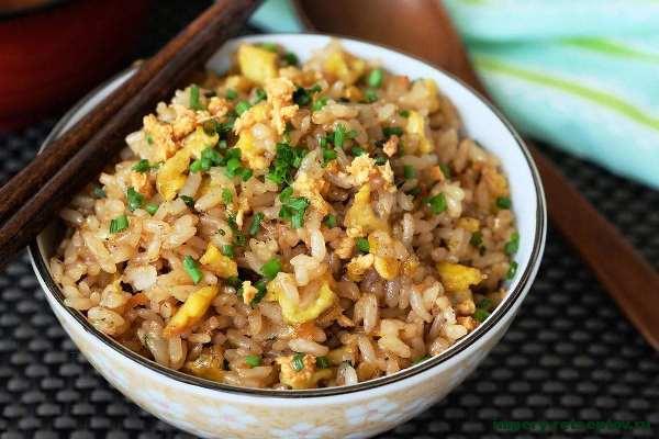 жареный рис по-китайски