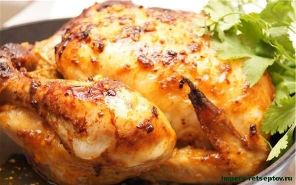 Маринад для курицы - рецепт с фото