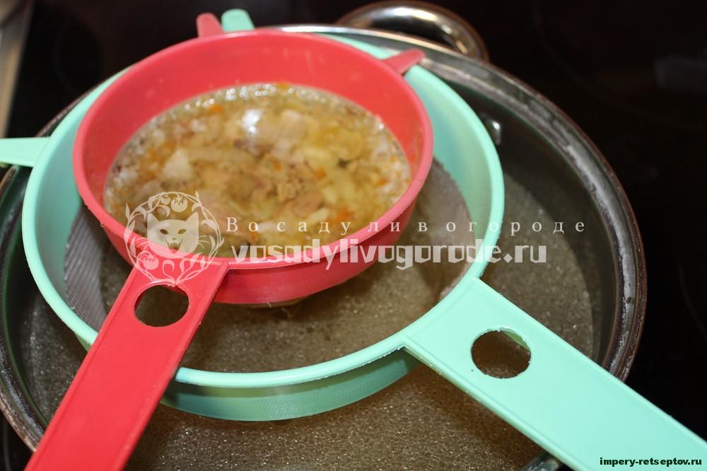 Рецепт домашнего холодца из говядины с желатином и без