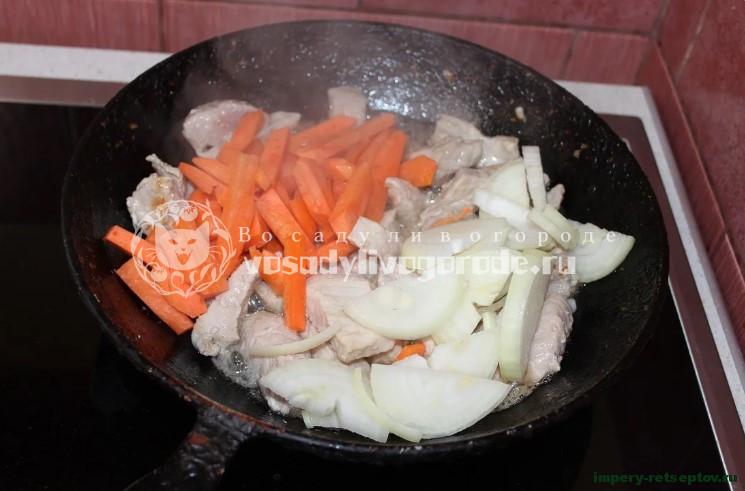 Подлив нежный из свиного филе: быстро, сытно и вкусно